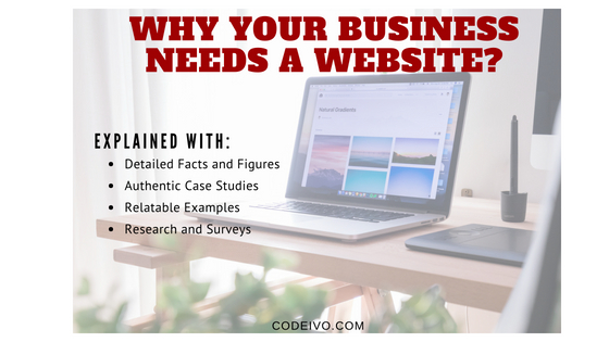 Why your Business need a Website